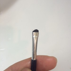 окрашивание бровей