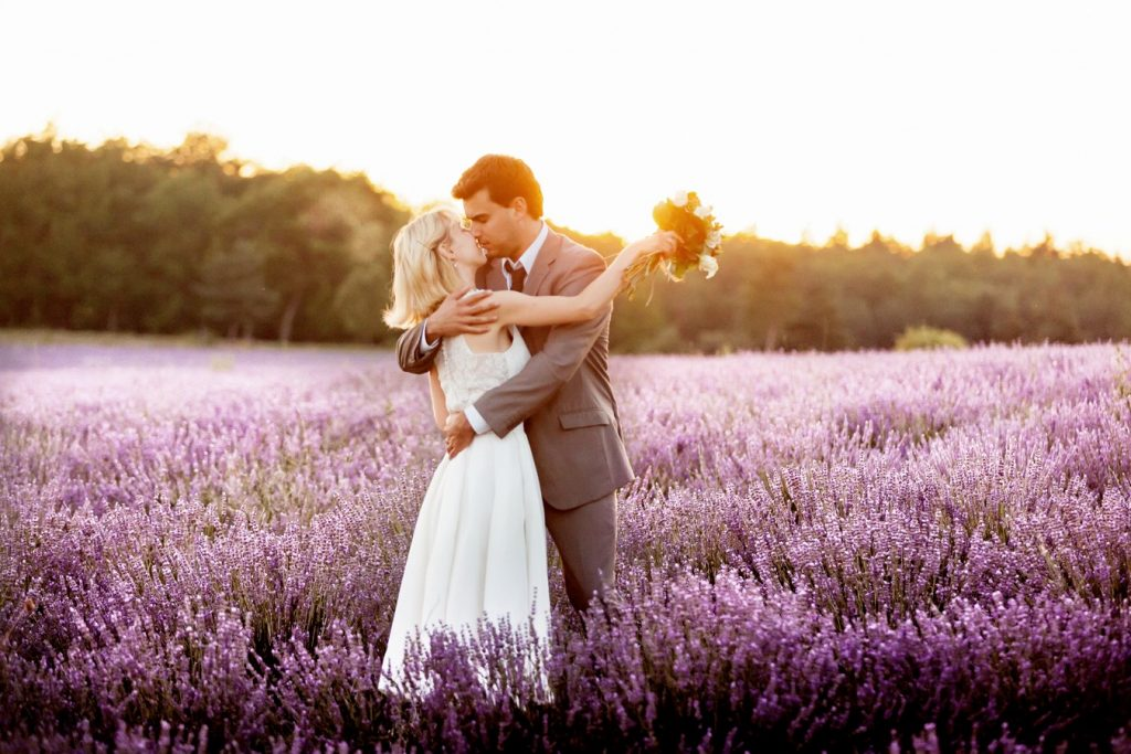 Свадьба в стиле прованс