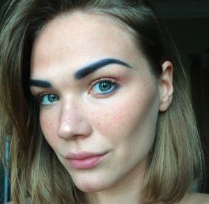 Тенденции макияжа лето 2016.
