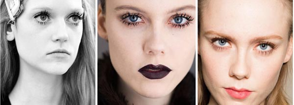 Новогодний макияж 2017